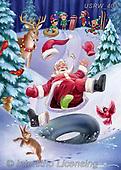 Randy, CHRISTMAS SANTA, SNOWMAN, WEIHNACHTSMÄNNER, SCHNEEMÄNNER, PAPÁ NOEL, MUÑECOS DE NIEVE, paintings+++++,USRW403,#x#