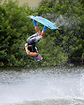 September 13, 2014:  Scenes from the WWA Wakeboard World Championships at Mills Pond Park in Fort Lauderdale, FL.  Men's  Professional Wakeboarder Timothy Burnier USA. Liz Lamont/ESW/CSM
