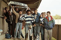Fans of Barking FC - circa 1989 - MANDATORY CREDIT: Gavin Ellis/TGSPHOTO - Self billing applies where appropriate - Tel: 0845 094 6026