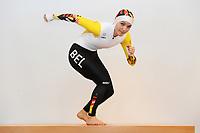 SPEEDSKATING: ERFURT: 18-01-2018, SportNavigator, Jelena Peeters (BEL), photo: Martin de Jong