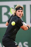 Stefanos Tsitsipas (gre)<br /> Parigi 01/10/2020 Roland Garros <br /> Tennis Grande Slam 2020<br /> French Open <br /> Photo JB Autissier / Panoramic / Insidefoto <br /> ITALY ONLY