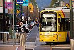 Glenelg Tram Mosley Square.
