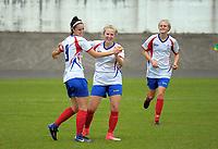 171105 National Women's League Football - Central v Auckland