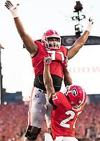 University of Georgia Bulldogs vs Mississippi State Bulldogs, September 23, 2017