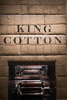 Washington- National Museum of African American History and Culture<br /> Il cotone e lo schiavismo