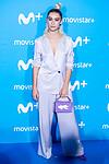 Greta Fernandez attends to blue carpet of presentation of new schedule of Movistar+ at Queen Sofia Museum in Madrid, Spain. September 12, 2018. (ALTERPHOTOS/Borja B.Hojas)