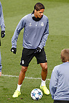 Real Madrid's Raphael Varane during training session. February 14,2017.(ALTERPHOTOS/Acero)