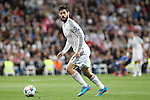 Real Madrid´s Isco during Champions League soccer match at Santiago Bernabeu stadium in Madrid, Spain. March, 10, 2015. (ALTERPHOTOS/Caro Marin)