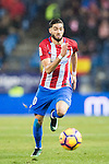 Yannick Ferreira Carrasco of Atletico de Madrid in action during their La Liga match between Atletico de Madrid and Deportivo Leganes at the Vicente Calderón Stadium on 04 February 2017 in Madrid, Spain. Photo by Diego Gonzalez Souto / Power Sport Images