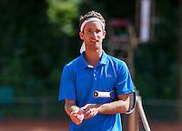 September 01, 2014,Netherlands, Alphen aan den Rijn, TEAN International, Constant Lestienne (FRA)<br /> Photo: Tennisimages/Henk Koster