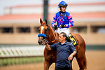 JULY 31, 2021: Grace Adler with Flavien Prat aboard wins a maiden race at Del Mar Fairgrounds in Del Mar, California on July 31, 2021. Evers/Eclipse Sportswire/CSM