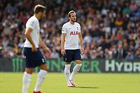 11th September 2021; Selhurst Park, Crystal Palace, London, England;  Premier League football, Crystal Palace versus Tottenham Hotspur: Harry Kane of Tottenham Hotspur