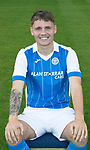St Johnstone FC Season 2017-18 Photocall<br />Jason Kerr<br />Picture by Graeme Hart.<br />Copyright Perthshire Picture Agency<br />Tel: 01738 623350  Mobile: 07990 594431