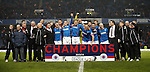 Rangers win SFL League One