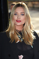 Laura Whitmore<br /> arriving for the TRIC Christmas Party, Grosvenor House Hotel, London.<br /> <br /> <br /> ©Ash Knotek  D3362  12/12/2017