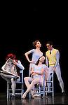 THE CONCERT..OU LES MALHEURS DE CHACUN....Choregraphie : ROBBINS Jerome..Mise en scene : ROBBINS Jerome..Compositeur : CHOPIN Frederic..Compagnie : Ballet de l Opera National de Paris..Lumiere : TIPTON Jennifer..Costumes : SHARAFF Irene..Avec :..GILBERT Dorothee : la ballerine..MARTEL Beatrice : la femme..CARBONE Alessio : le mari..VALASTRO Simon : l etudiant timide..Lieu : Opera Garnier..Ville : Paris..Le : 20 04 2010..© Laurent PAILLIER / photosdedanse.com..All rights reserved