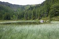 Bergsee, tarn, mountain lake, Österreich, Austria, Kärnten, Alpen, alp, alps