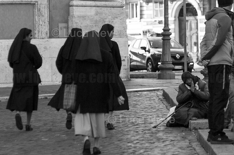 Unknown, Nuns (Keep Walking...).<br />
