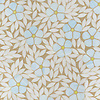 Jacqueline, a jewel glass waterjet mosaic shown in Amazonite, Citrine and Moonstone, is part of the Silk Road® collection by New Ravenna.