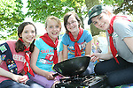 Girl Guides Cookout Comp