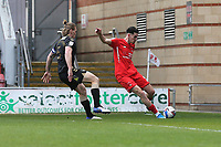 Conor Wilkinson of Leyton Orient scores the first goal for his team during Leyton Orient vs Oldham Athletic, Sky Bet EFL League 2 Football at The Breyer Group Stadium on 27th March 2021