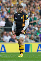 Elliot Daly of London Wasps during the Aviva Premiership match between London Wasps and Harlequins at Twickenham on Saturday 1st September 2012 (Photo by Rob Munro).
