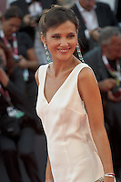 "Virginie Ledoyen attends ""The Gravity"" photocall during the 70th Venice Film Festival in Italy, on  August 28, 2013. (Photo by Adamo Di Loreto/BuenaVista*photo)"