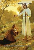 Alfredo, EASTER RELIGIOUS, OSTERN RELIGIÖS, PASCUA RELIGIOSA, paintings+++++,BRTOLP21483,#er#, EVERYDAY