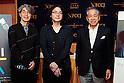 Director Shunji Iwai speaks at FCCJ