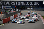 British GT : Silverstone : 31 May/01 June 2014