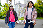 Enjoying a stroll in the Demesne in Killarney on Sunday, l to r: Miriam O'Sullivan and Olivia O'Connell.