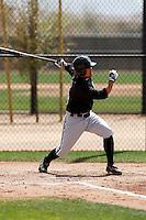Matt Inouye  -  Chicago White Sox - 2009 spring training.Photo by:  Bill Mitchell/Four Seam Images