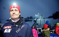Holmenkollen, 20110227. laghopp, ski vm holmenkollen. trener Mika Kojonkoski . Foto: Eirik Helland Urke / Dagbladet