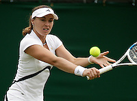 27-6-06,England, London, Wimbledon, first round match, Martina Hingis