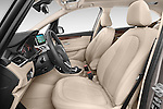 Front seat view of a 2015 BMW 2 Series 5 Door Mini MPV 2WD Front Seat car photos