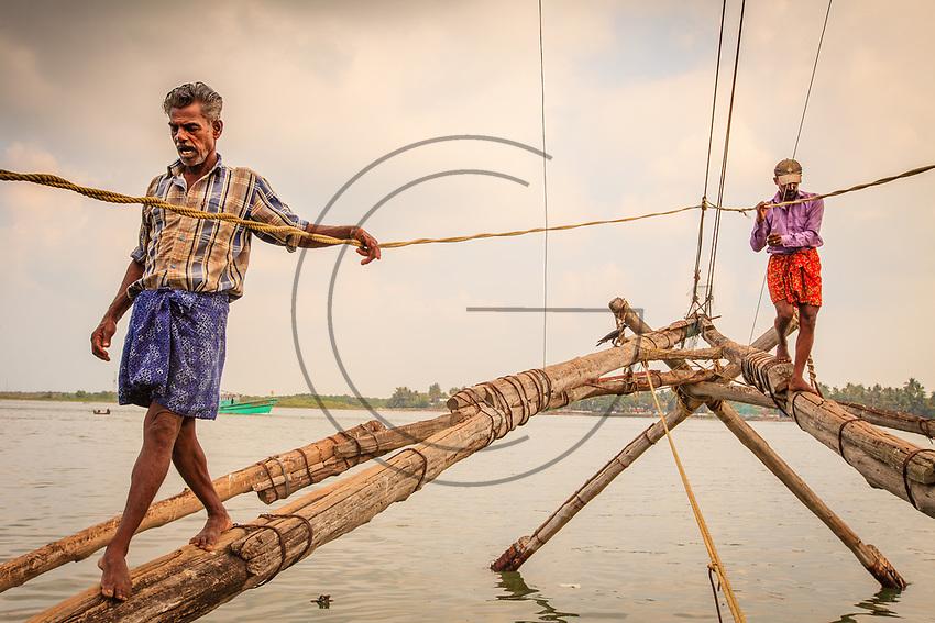 Asia, India,Kerala, Cochin,