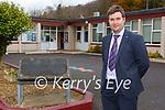 Fossa NS new Principal John Burke