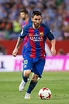 FC Barcelona's forward Leo Messi during Copa del Rey (King's Cup) Final between Deportivo Alaves and FC Barcelona at Vicente Calderon Stadium in Madrid, May 27, 2017. Spain.<br /> (ALTERPHOTOS/BorjaB.Hojas)