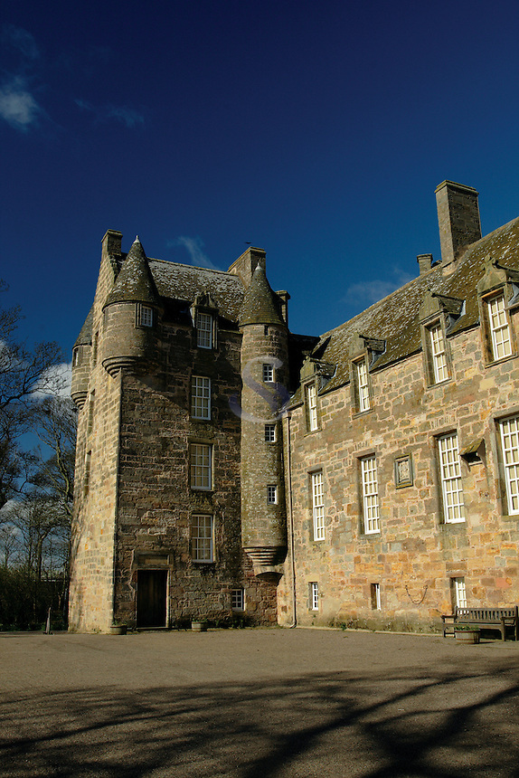 Kellie Castle, Pittenweem, Fife<br /> <br /> Copyright www.scottishhorizons.co.uk/Keith Fergus 2011 All Rights Reserved