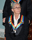 Washington, DC - December 6, 2008 -- Twyla Tharp poses for the formal group photo following the Artist's Dinner at the United States Department of State in Washington, D.C. on Saturday, December 6, 2008 to honor 2008 recipients of the Kennedy Center Honors..Credit: Ron Sachs - Pool via CNP
