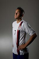 Danny Szetela. U20 men's national team portrait photoshoot before the start of the FIFA U-20 World Cup in Canada. June 22, 2007.