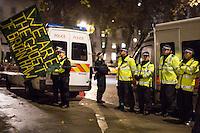 "21.11.2014 - Occupy Democracy: ""Return to Parliament Square"""