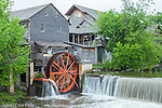 The Old Mill in Pigeon Forge, Tennesee, USA