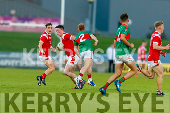 Mark Ryan, East Kerry during the Kerry County Senior Football Championship Final match between East Kerry and Mid Kerry at Austin Stack Park in Tralee on Saturday night.