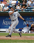 August 31, 2003:  Rob Watson of the West Michigan White Caps, Class-A affiliate of the Detroit Tigers, during a Midwest League game at Oldsmobile Park in Lansing, MI.  Photo by:  Mike Janes/Four Seam Images
