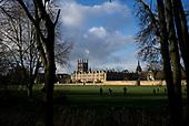 Oxford University<br /> Oxford, United Kingdom<br /> November 30, 2018<br /> <br /> Merton College.