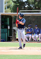 Milan Tolentino - Cleveland Indians2021 extended spring training (Bill Mitchell)