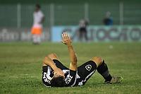 Saquarema (RJ), 28/03/2021 - Nova Iguaçu-Botafogo - Ronald jogador do Botafogo,durante partida contra o Nova Iguaçu,válida pela 6ª rodada da Taça Guanabara,realizada no Estádio Elccyr Resende,distrito de Bacaxá,Saquarema (RJ),neste domingo (28).