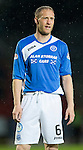 St Johnstone v Hearts…10.08.16..  McDiarmid Park…BetFred Cup<br />Steven Anderson<br />Picture by Graeme Hart.<br />Copyright Perthshire Picture Agency<br />Tel: 01738 623350  Mobile: 07990 594431