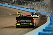 NASCAR Camping World Truck Series <br /> Lucas Oil 150<br /> Phoenix Raceway, Avondale, AZ USA<br /> Friday 10 November 2017<br /> Cody Coughlin, Ride TV/ Jegs Toyota Tundra<br /> World Copyright: Logan Whitton<br /> LAT Images